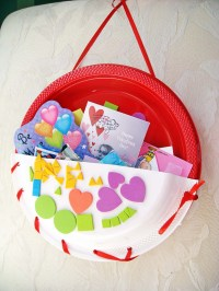 Valentines Day Pouch | A Mom Knows