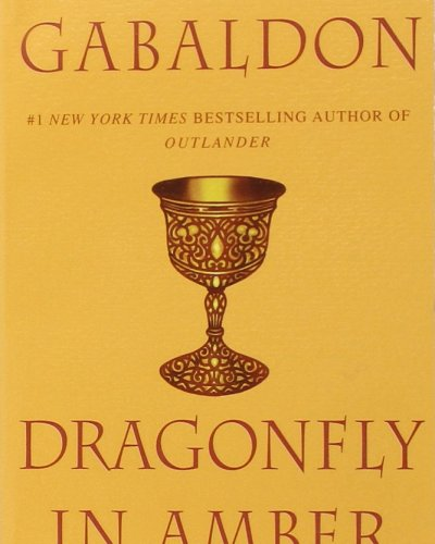 Book of the Month: Dragonfly in Amber