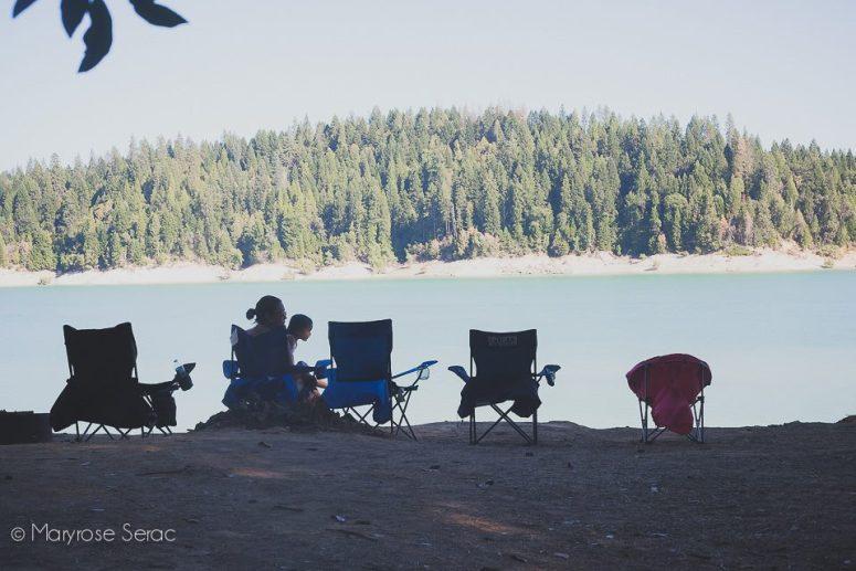 Bullard's Bar Camping