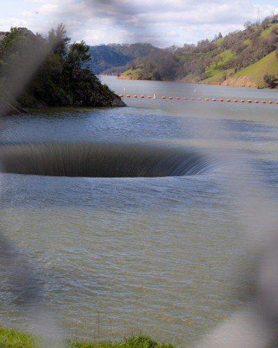 A Trip to the Morning Glory Hole, Lake Berryessa