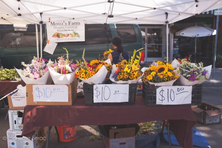 Vacaville Farmer's Market