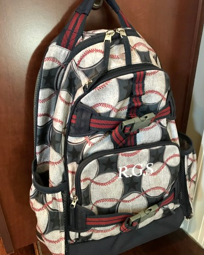Mommy Tip: School Gear Clean-Up