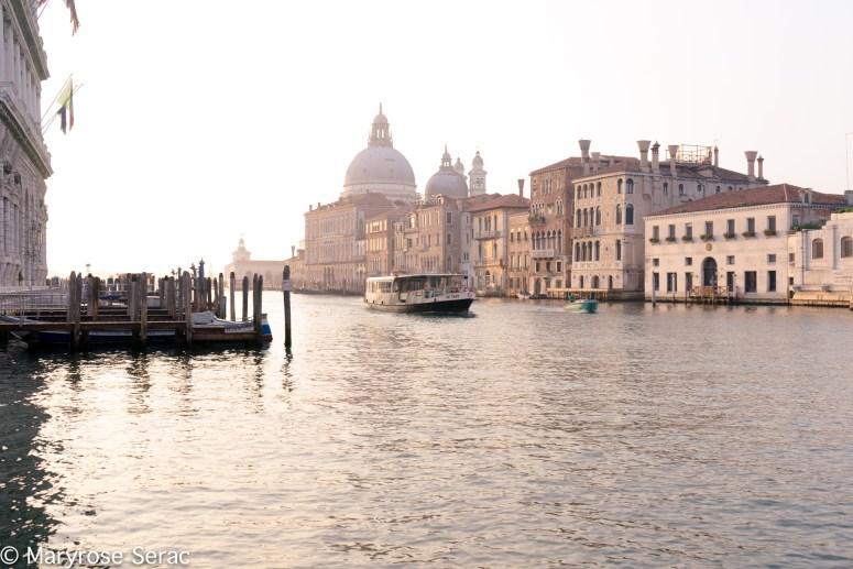 Mornings in Venice