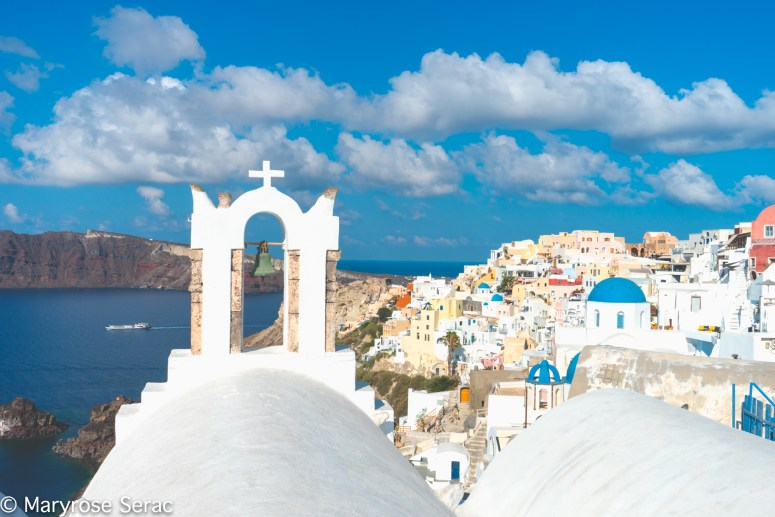 Travel Photography - Santorini, Greece