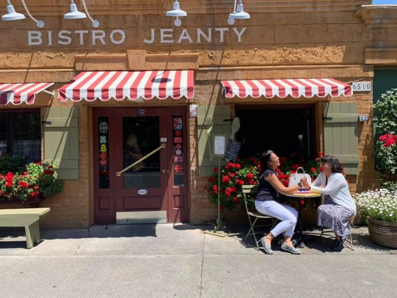 Bistro Jeanty - Napa Valley Eats