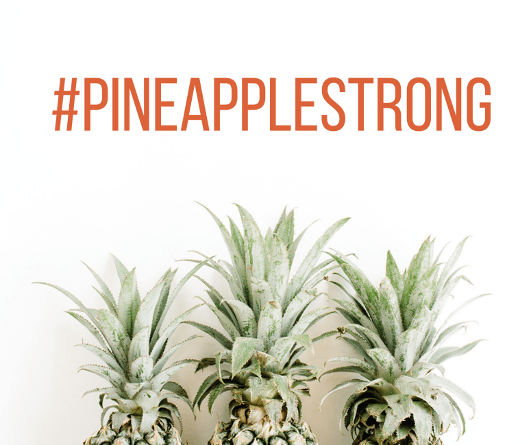 #pineapplestrong
