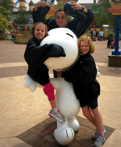 We're a Cedar Point Family