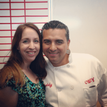 Meeting Buddy Valastro