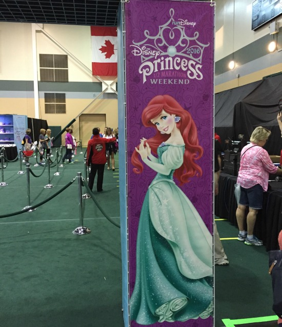 Princess expo