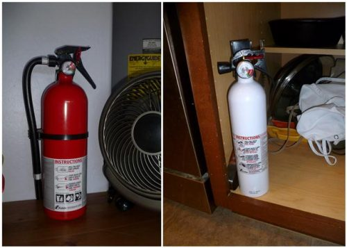 kidde kitchen fire extinguisher lowes outdoor kitchens review giveaway a mom s take i was thrilled to be able work with their extinguishers being prepared and having safe home is very important me especially