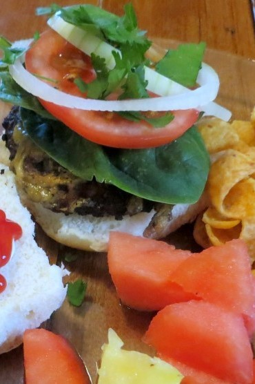 easy dinner recipes grilled hamburger a mom s take