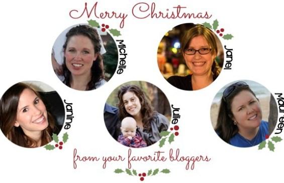 Christmas Bloggers