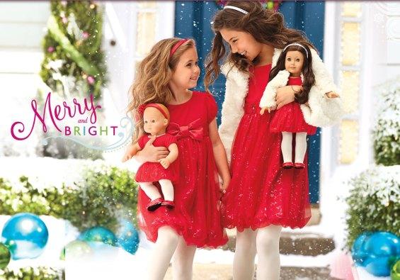 American Girl Christmas