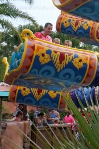 Magic Carpet Ride Disney Florida - Carpet The Honoroak