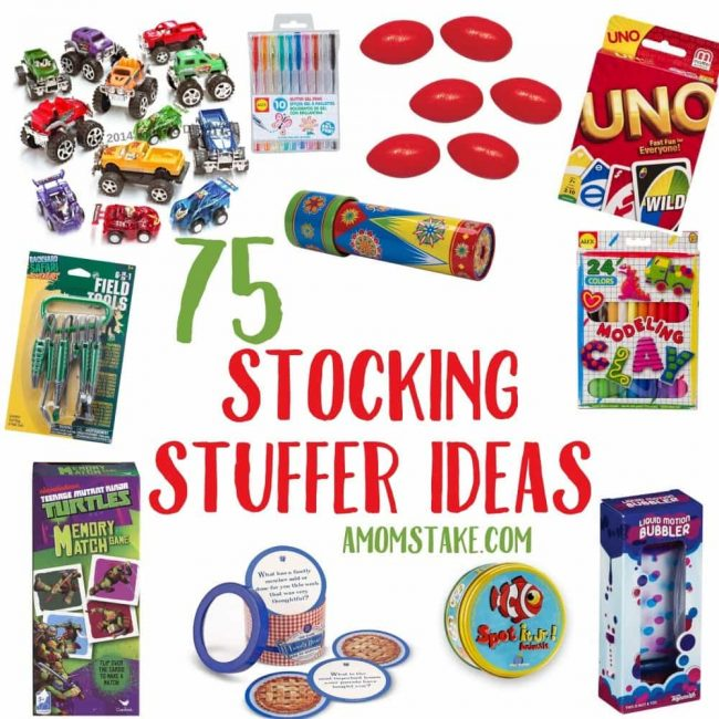 75 Stocking Stuffer Ideas For Kids Under 10 A Moms Take