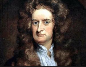 Isaac Newton Sang Penemu Hukum Gravitasi