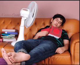 Informasi tentang Bahaya Tidur dengan Kipas Angin Menyala