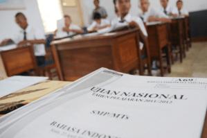 Contoh Latihan Soal Ujian Sekolah Bahasa Indonesia SD Tahun 2018