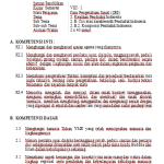 Download Silabus dan RPP IPS Kelas 8 SMP MTs Kurikulum 2013