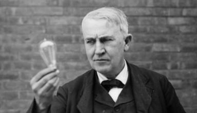 Biografi Thomas Alva Edison Sang Penemu Lampu Pijar