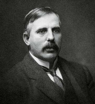 Biografi Ernest Rutherford Sang Penemu Proton dari Selandia Baru