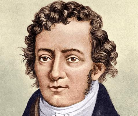 Biografi Andre Marie Ampere Penemu Hukum Ampere Dari Perancis