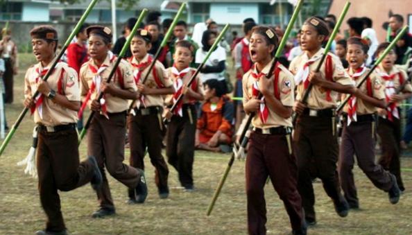 Macam-macam Tingkatan dan Golongan Dalam Gerakan Pramuka Indonesia