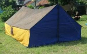 Pemasangan Tenda Pramuka Untuk Kegiatan Berkemah Secara Mudah dan Praktis