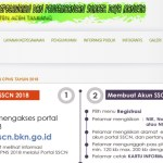Hasil SKD dan Peserta Lulus SKB CPNS 2018 Kabupaten Aceh Tamiang