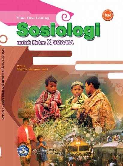 Download Buku Paket BSE Sosiologi SMA Kelas 10 Edisi Terbaru