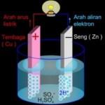 Jelaskan perbedaan antara elemen kering dan elemen basah!