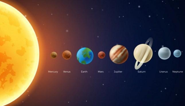 Pengertian Sistem Tata Surya dan Komponennya Dilengkapi Gambar Pengertian Sistem Tata Surya dan Komponennya Dilengkapi Gambar
