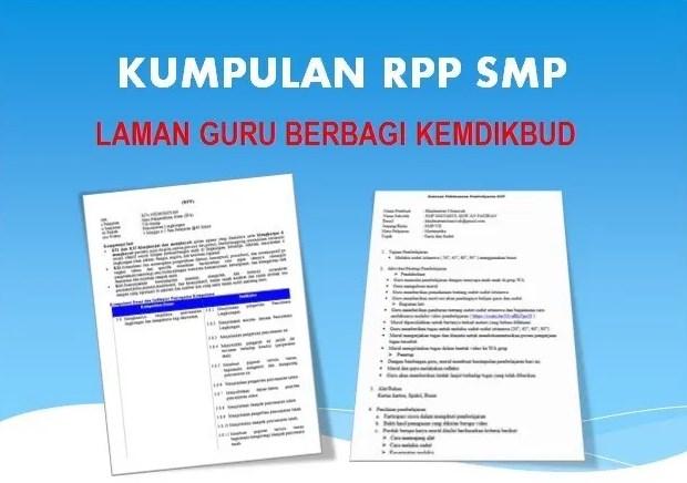Download Rpp Pjj Ipa Kelas 7 Smp Laman Guru Berbagi Kemdikbud