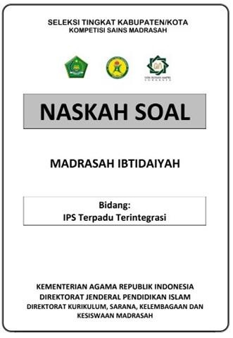 Contoh Soal Ksm Mts Ips Tingkat Kabupaten Tahun 2020