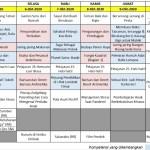 Jadwal Acara BDR TVRI Minggu Ke 26 (5 - 11 Oktober 2020)