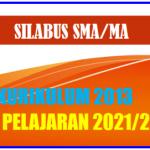 Silabus Ekonomi SMA MA Kurikulum 2013 Tahun Pelajaran 2021/2022