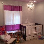 Emaline's Disney Princess Nursery.