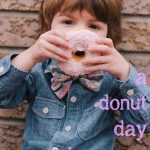 A Donut Day Giveaway.
