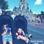 Disney World with Toddlers–In Real Life.