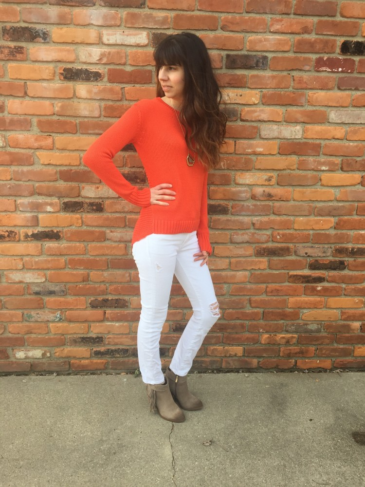 Sherman Pullover Sweater, Papermoon. February Stitch Fix // a monkey and his mama