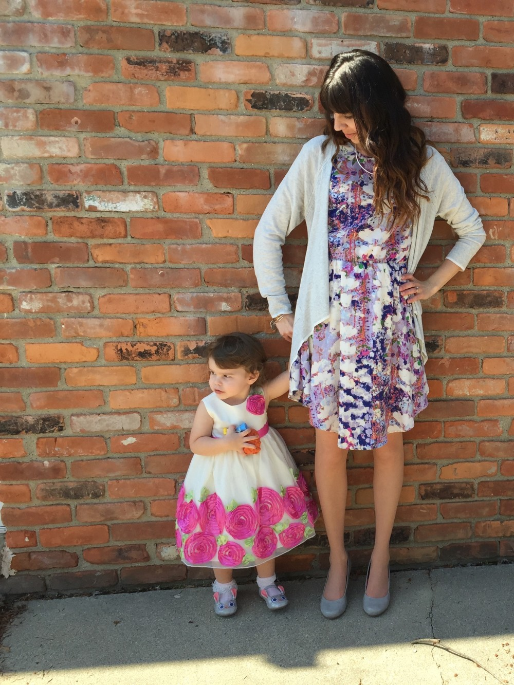 kathleen printed dress, collective concepts from my April 2016 Stitch Fix // a monkey and his mama