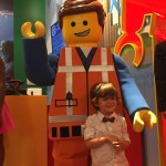 A Red Carpet Premiere, LEGOLAND Discovery Center Michigan The LEGO Movie 4D.