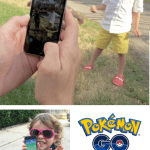 PokemonGo with My 4 Year Old.