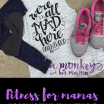 Fitness for Mamas Who Don't Regularly Work Out.