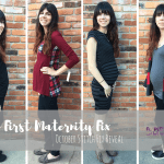 Fix #17, My First Maternity Stitch Fix.