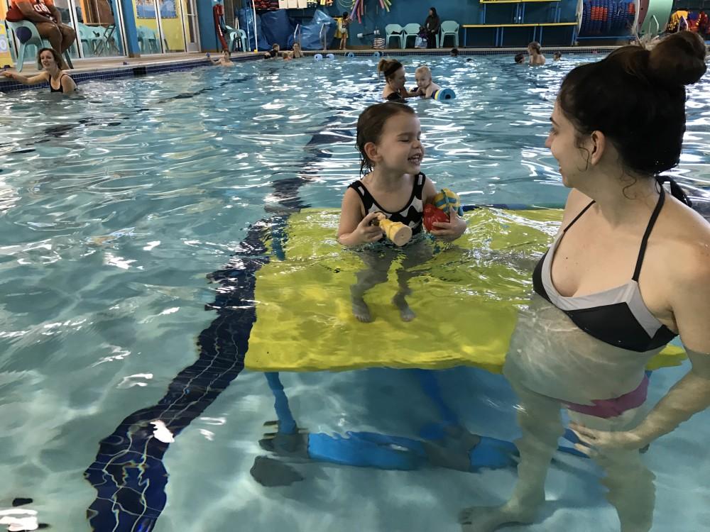 goldfish swim school review