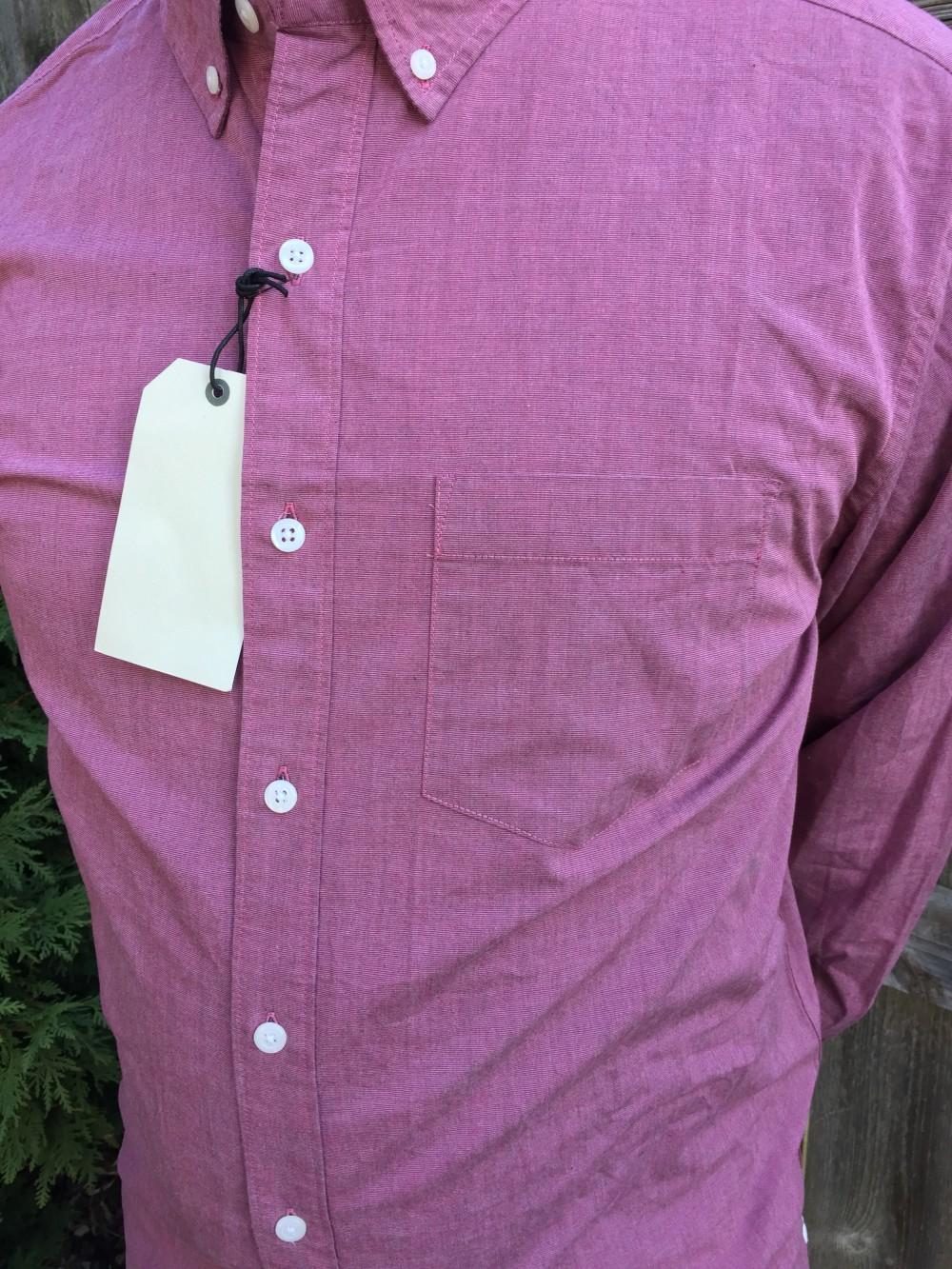 essential wash long sleeve shirt hawker rye // mens stitch fix // a monkey and his mama