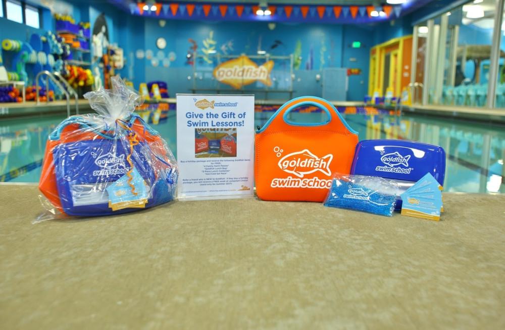 goldfish swim school detroit giveaway // a monkey and his mama