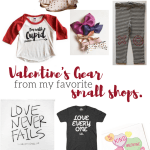 Valentine's Gear from my Favorite Small Shops.