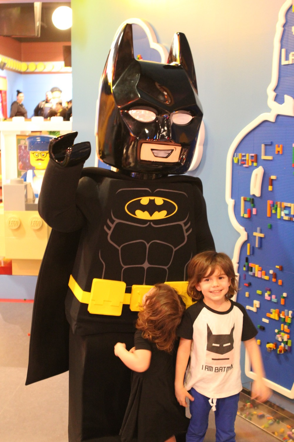 LEGO Batman Movie Days and LDC Michigan